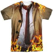 Constantine Outfit (Front Back Print) Mens Sublimation Shirt