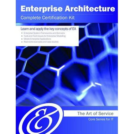 Enterprise Architecture Complete Certification Kit - Core Series for IT - eBook
