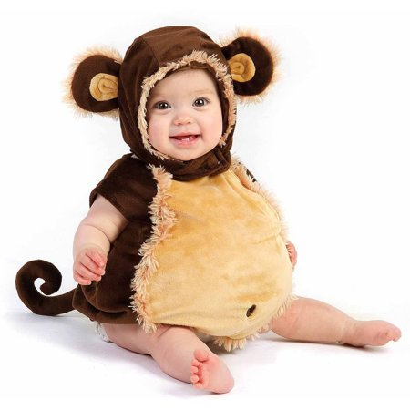 Mischievous Monkey Boys' Toddler Halloween Costume](Baby Monkey Halloween Costumes)