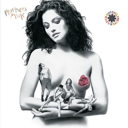 Mothers Milk (Vinyl) (explicit) (Limited Edition) (Tell Me Baby Red Hot Chili Peppers Tab)