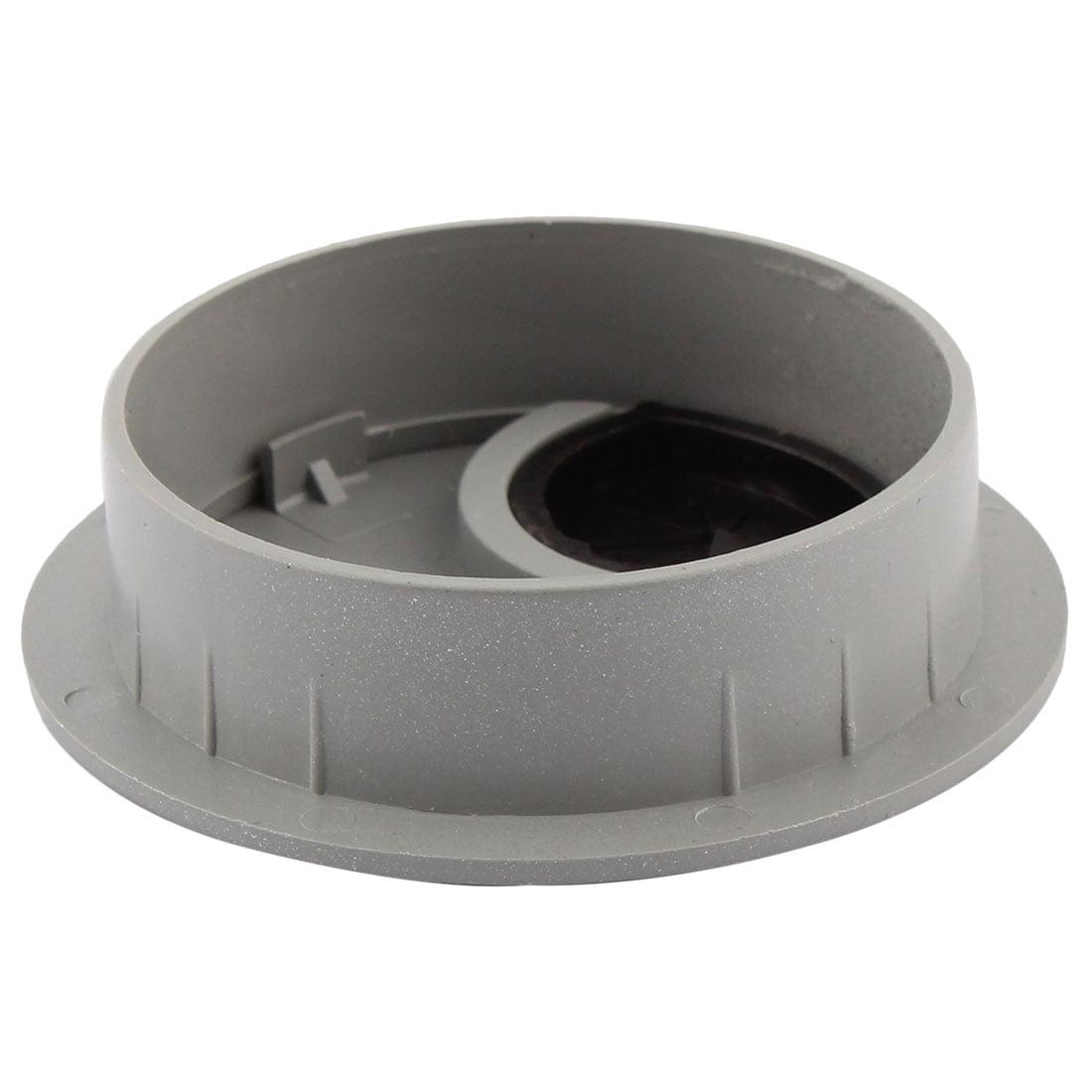 Plastic PC Computer Desk Cable Grommets Wire Hole Cover 50mm Dia 5Pcs - image 1 de 3