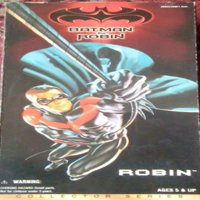 Batman and Robin ROBIN 12in Collectors Action Figure