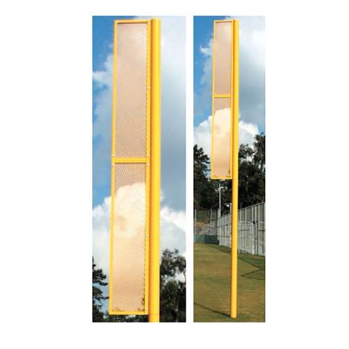 BSN Baseball Ground Sleeves for 3.5'' x 36'' OD Foul Poles