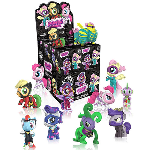 Funko Mystery Mini: My Little Pony Series 4 - One Mystery Figure