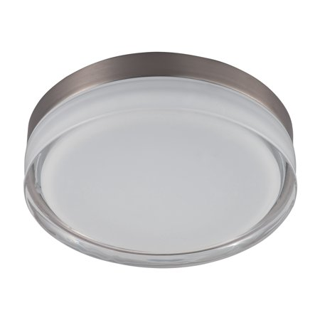 Led Flush Mount Satin (Maxim Lighting Illuminaire - 9