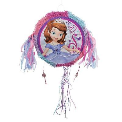 Sofia the First Pop-Out Pull-String Pinata