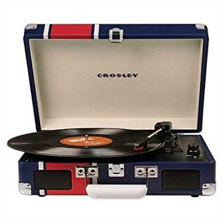 Crosley Radio Cruiser Portable Turntable - Varsity