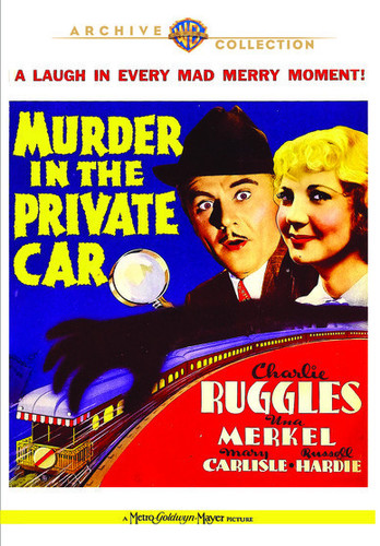 Murder in the Private Car (DVD) by Warner Bros