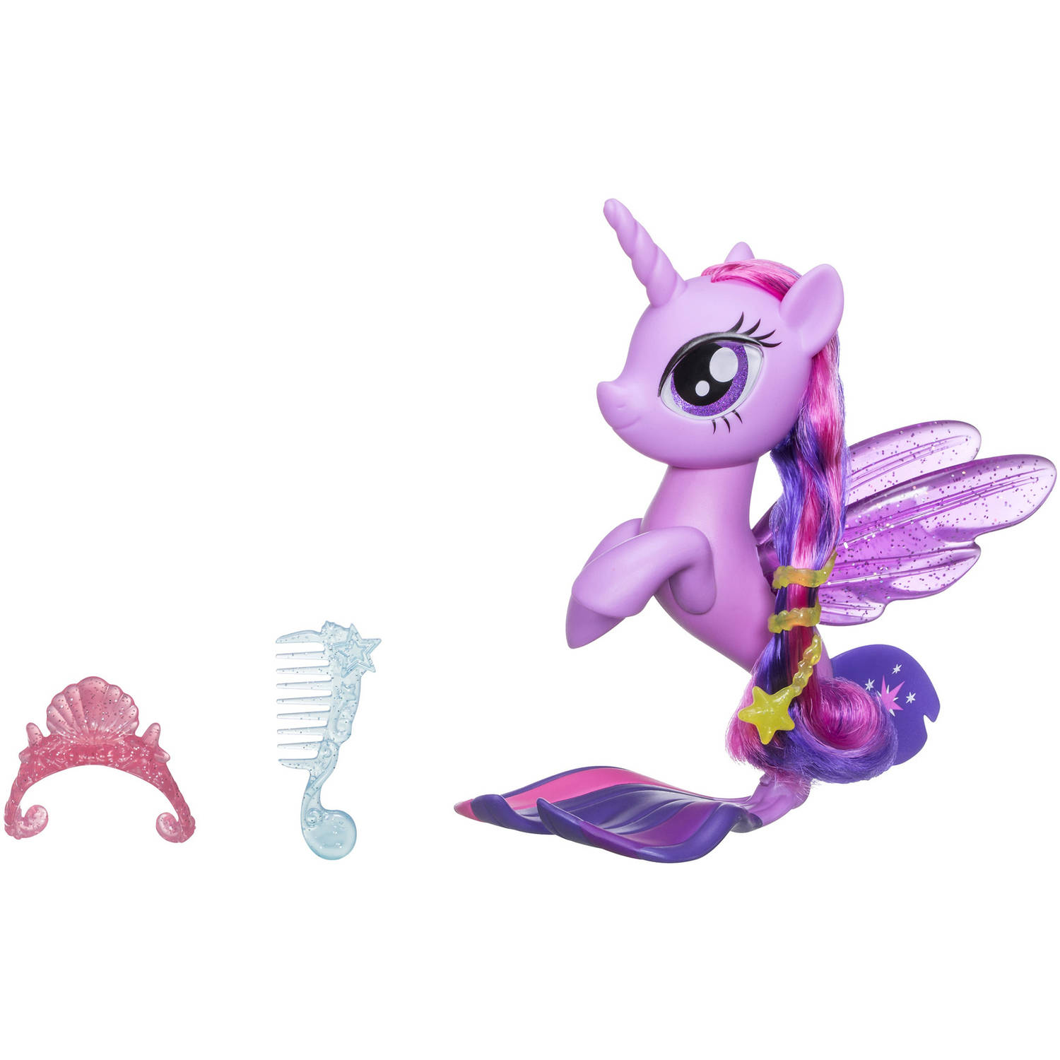 My Little Pony the Movie Glitter & Style Seapony Twilight Sparkle by Hasbro