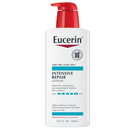 Eucerin Intensive Repair Very Dry Skin Lotion 16.9 fl. - Surgical Intensive Care