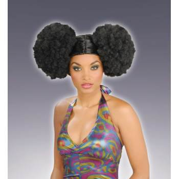 AFRO PUFF WIG - Short Afro Wigs