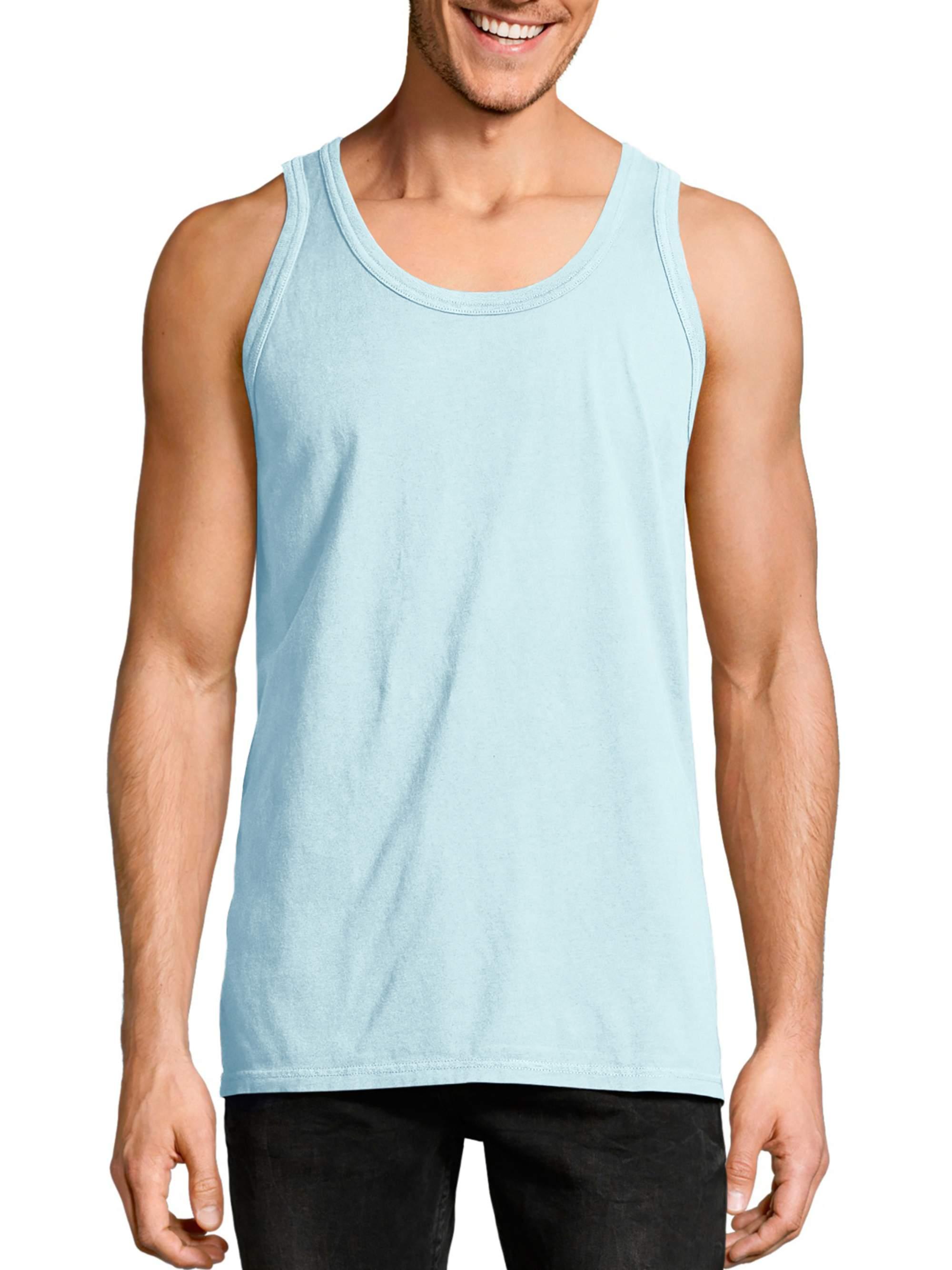 Men's ComfortWash Garment Dyed Sleeveless Tank Top