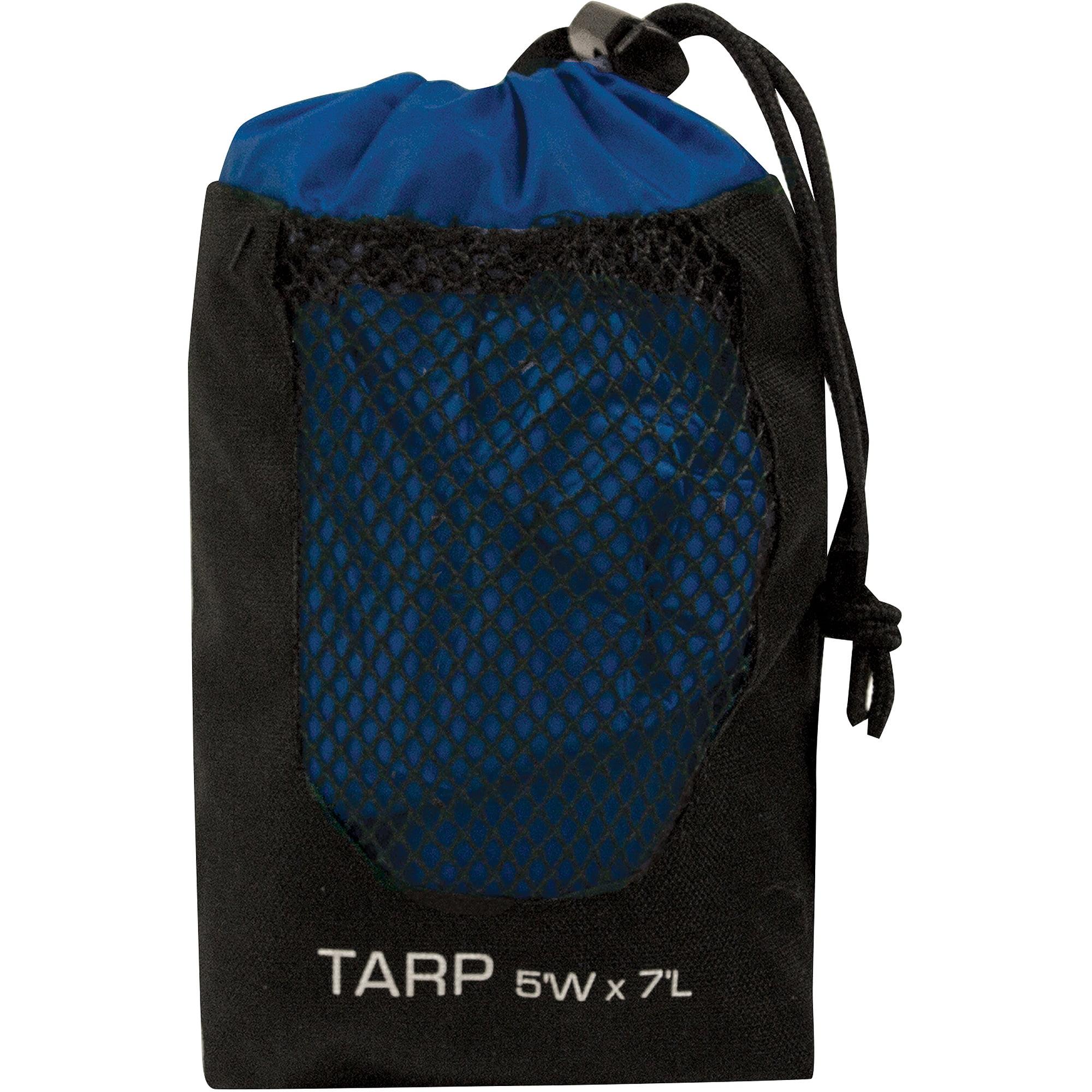 sc 1 st  Walmart & Outdoor Products Backpackeru0027s Tarp Blue - Walmart.com