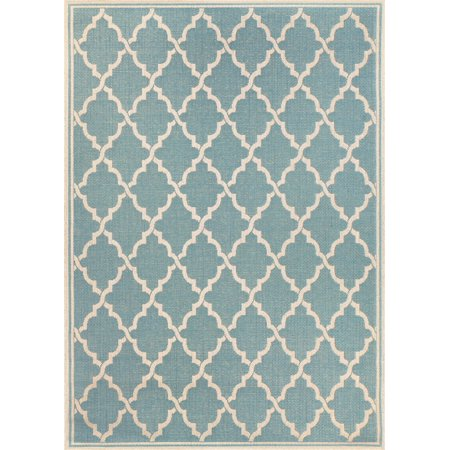 Couristan Monaco 2 X3 7 Rectangle Area Rugs In Turquoise Sand 78811034020037t