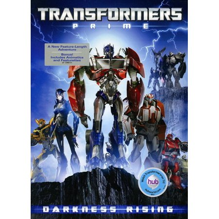 Transformers Prime: Darkness Rising (DVD)
