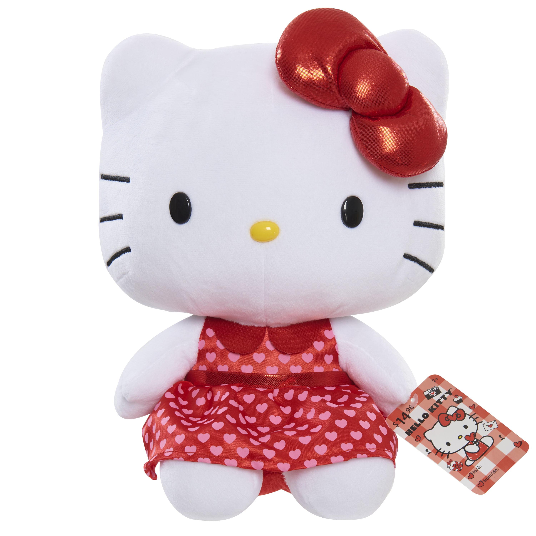 Hello Kitty Valentines Large Plush
