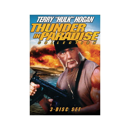 Thunder In Paradise Collection (DVD) ()