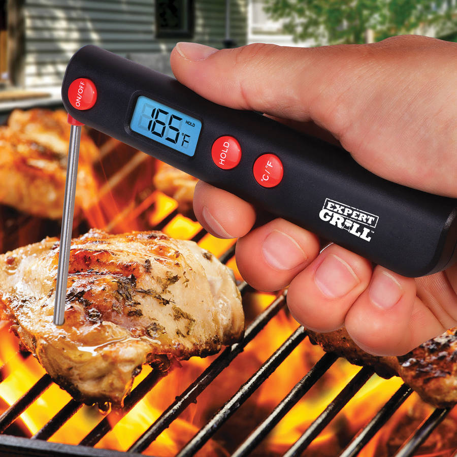 Expert Grill Pocket Grilling Thermometer