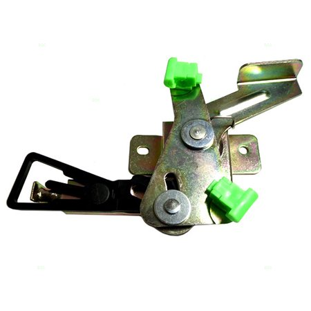 Ford Sport Trac Truck (BROCK Tailgate Liftgate Latch with Lock Rear Replacement for Ford Explorer Sport Trac Super Duty F150 F-150 Pickup Truck Lincoln Mark LT)