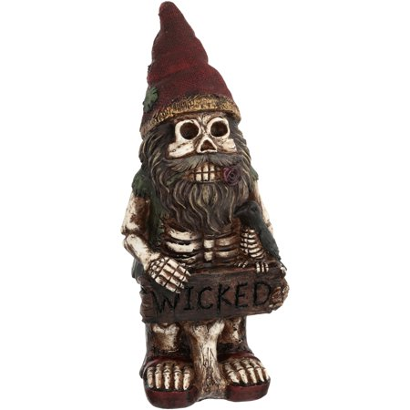 Halloween Zombie Gnome,Zombie Knomes Wicked,Halloween Outdoor Decor,garden decor - Zombie Island Collection Halloween