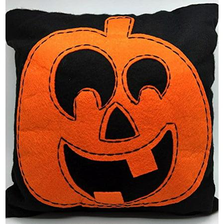 Halloween pumpkin Mini Pillow x1 - Mini Pillow