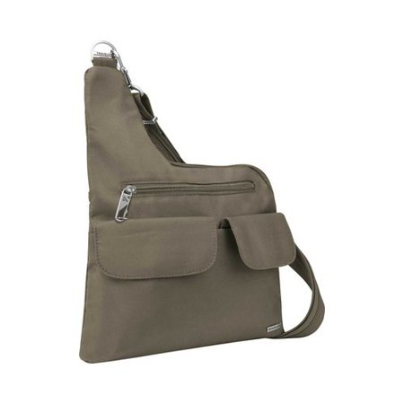 (Women's Travelon Anti-Theft Cross-Body Bag  7.5