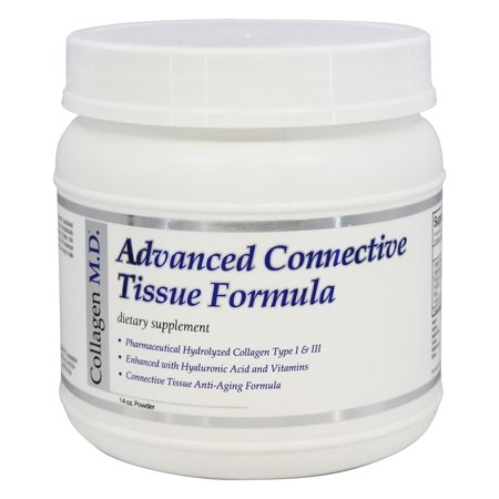- Collagen M.D. - Advanced Connective Tissue Formula - 14 oz.