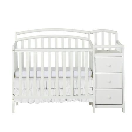 Dream On Me Mini Crib Amp Changing Table Combo Mattress