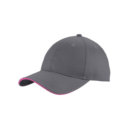 Sandwich Bill Cap (Port & Company Men's Unstructured Sandwich Bill Cap )
