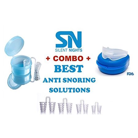 Anti-Snoring Solutions Best Devices to Stop Snoring and Teeth Grinding Value