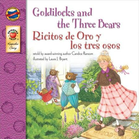 Ricitos De Oro Y Los Tres Osos   Goldilocks And The Three Bears