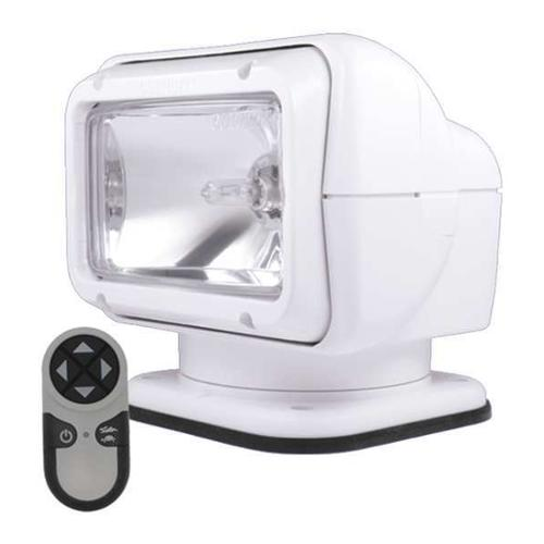 GOLIGHT 2000 Spotlight, Remote-Controlled, White