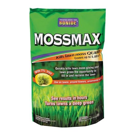 Moss Killer (Bonide 60730 Mossmax Lawn Moss Killer Granule, 20)