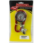 Longacre 52004 GID 0-60 PSI Analog Tire Pressure Gauge (Replaced 50417)