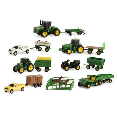 (1:64 John Deere 20 Piece Value Set)