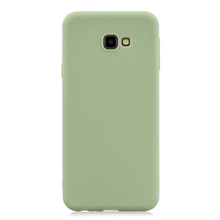 For Samsung J4 PLUS Lovely Candy Color Matte TPU Anti-scratch Non-slip Protective Cover Back Case Color:10 - image 1 of 8