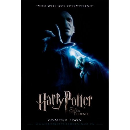 Harry Potter And The Order Of The Phoenix  2007  11X17 Movie Poster