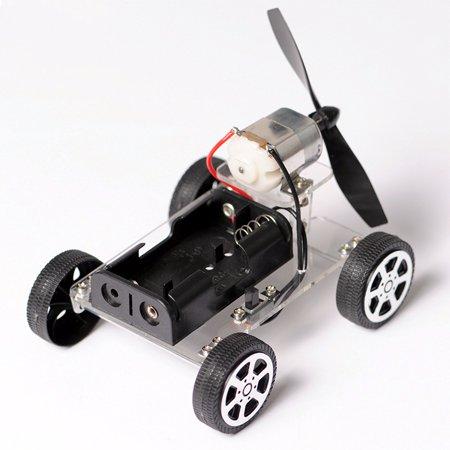 4-wheel Windmilling DIY Robot Smart Car Chassis Kits Car Model