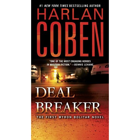 Breaker 1st Edition (Deal Breaker : The First Myron Bolitar Novel)