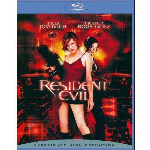 Resident Evil (Blu-ray) (Widescreen)