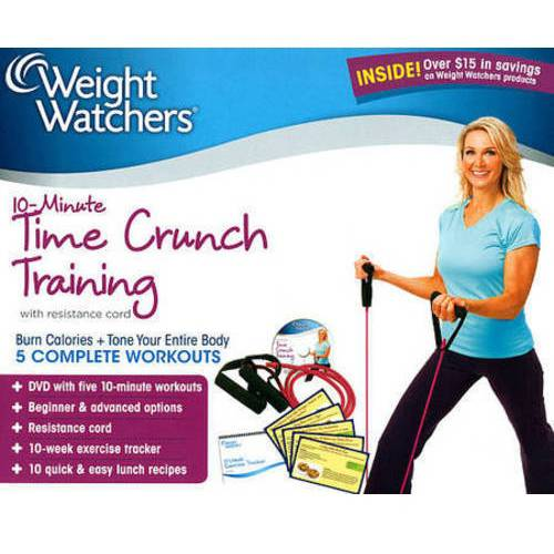 Weight Watchers: 10-Minute Time Crunch Training