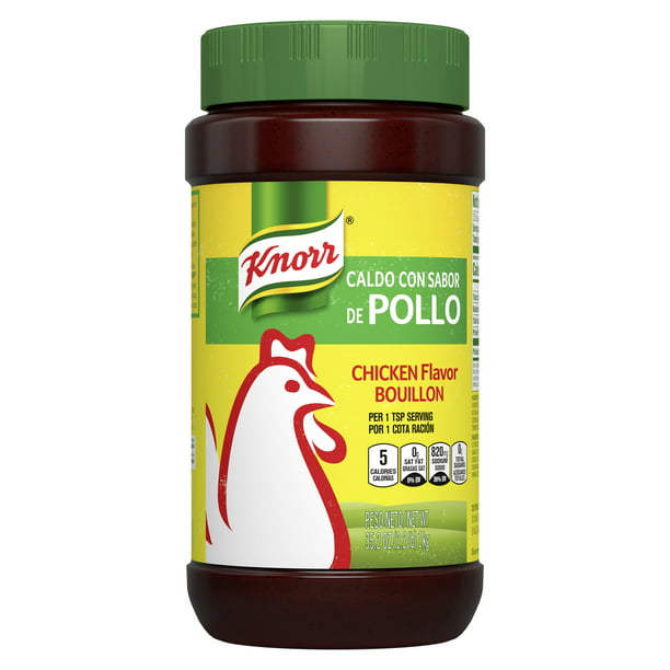 Knorr Granulated Chicken Bouillon Seasoning 35.3 oz
