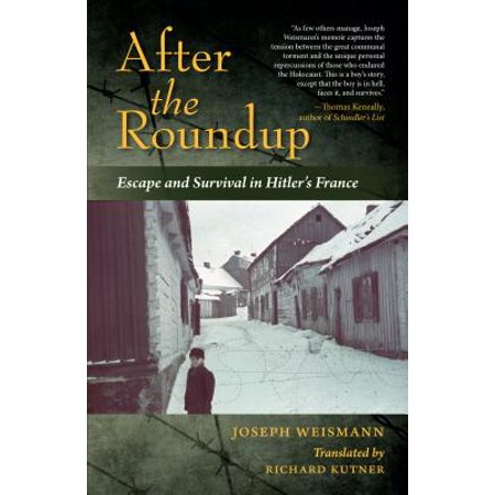 After the Roundup : Escape and Survival in Hitleras - After Halloween Escape
