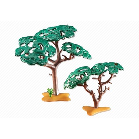 Add On Series   African Trees  This Item Is Part Of The Playmobil Direct Service Range  Add On Series   By Playmobil