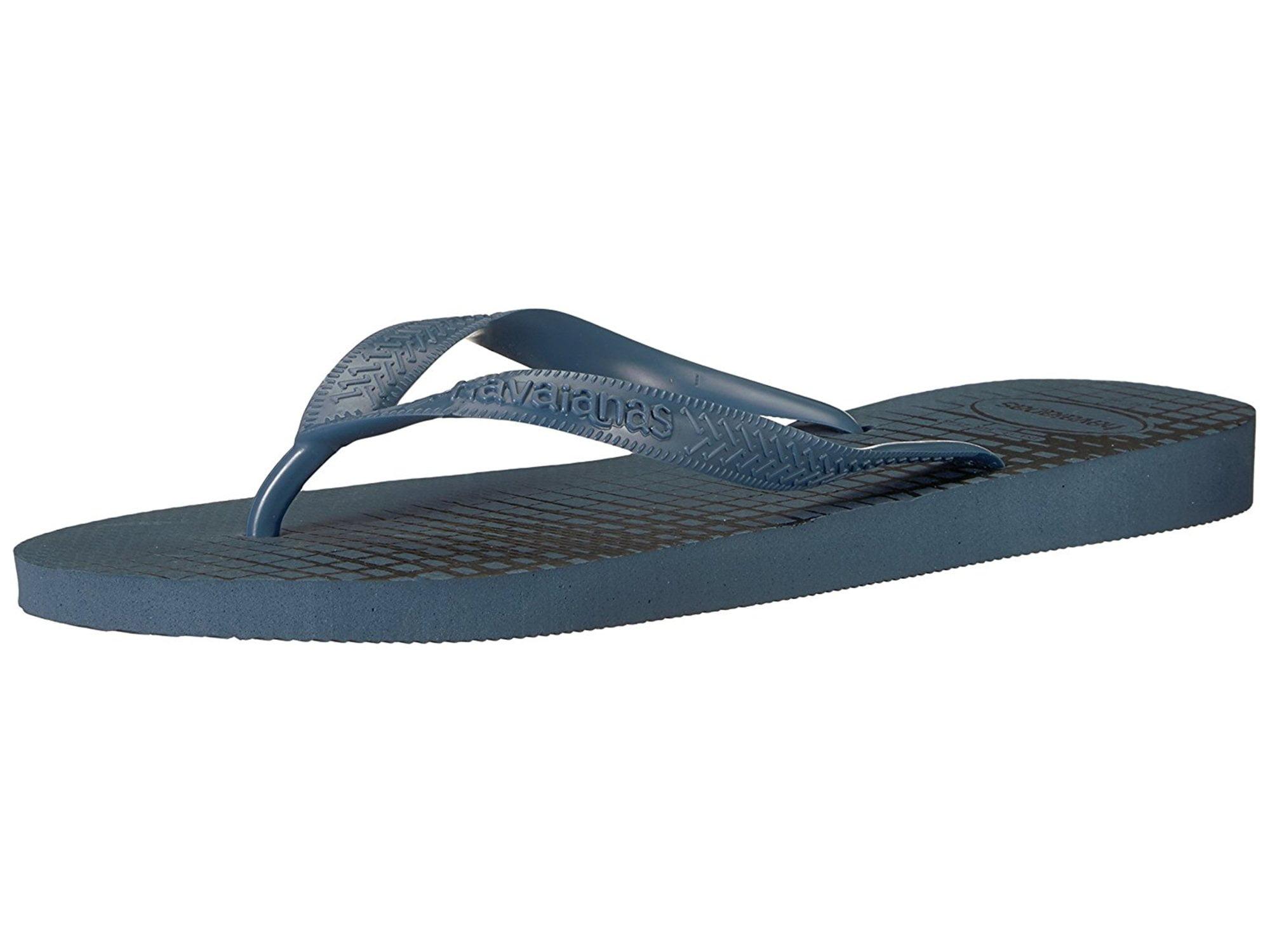 Havaianas Men s Top Basic Sandal Indigo Blue 3621c5e1188
