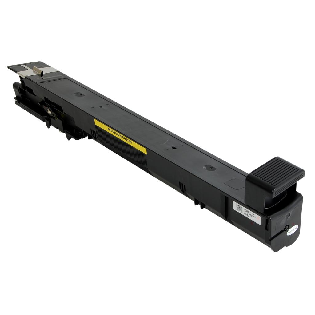 Compatible HP 827A (CF302A) Yellow Toner Cartridge for Color LaserJet Enterprise Flow M880z MFP, Color LaserJet Enterprise Flow M880z+ MFP