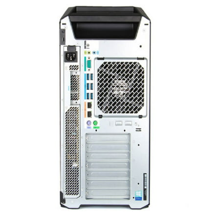 Refurbished HP Z8 G4 Workstation 2x Silver 4110 Eight Core 2.1Ghz 384GB RAM 500GB NVMe Quadro P2000 Win 10 - image 2 of 3