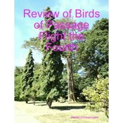 Review of Birds of Passage Flight the Fourth - eBook