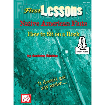 First Lessons Native American Flute - eBook