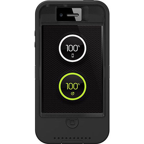 OtterBox Defender with ION Intelligence for iPhone 4/4S, Graphite